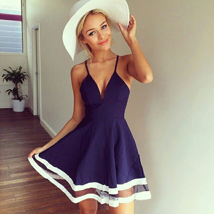 Sexy short summer dresses